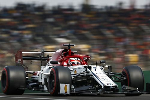 "Raikkonen's 'power loss' was actually ""strange"" headwind"