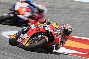Austin MotoGP: Marquez pole pozisyonunda, Rossi 2.!