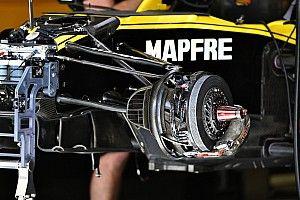 F1 abre concorrência para padronizar sistemas de freios e rodas para 2021