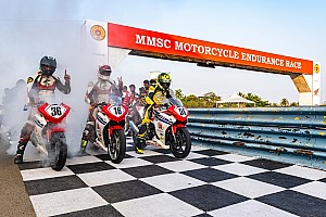 Balakrishnan, Kannan win two-hour endurance race in Chennai