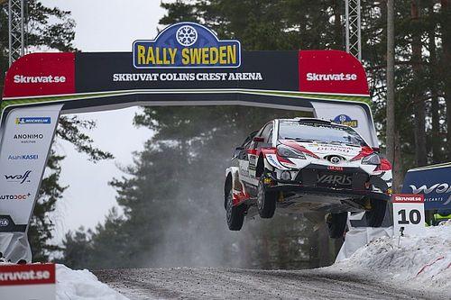 Rally de Suecia confirmado, pero con ruta alterna