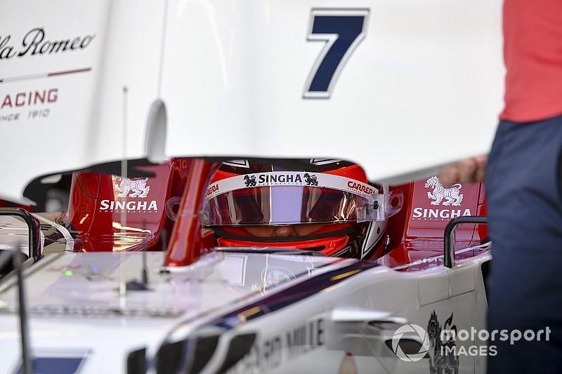 Räikkönen: ez csapatmunka, senkinél sem vagyok fontosabb a Saubernél