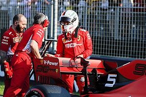 "Ferrari a apporté des ""corrections"" avant Bahreïn"