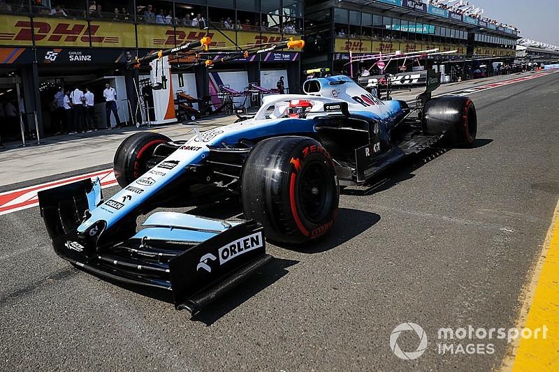 """Kubica ultimo con... sorpresa: """"La Williams per un giro ha funzionato e non so il perché!"""""""