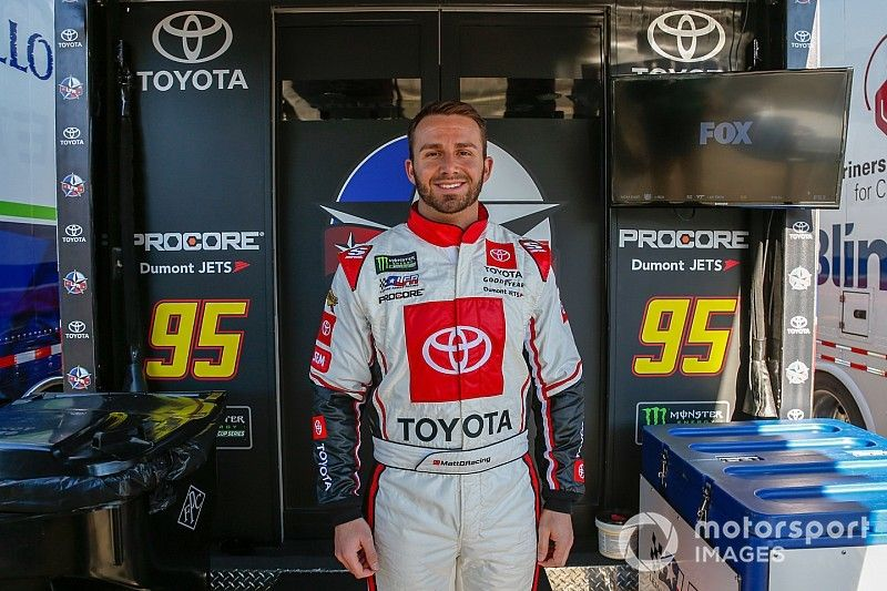 """Matt DiBenedetto: """"It's exciting to climb the ladder"""" with LFR"""