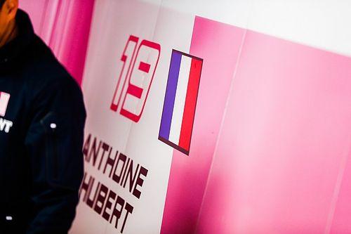 La Fórmula 2 retira el 19 de Anthoine Hubert