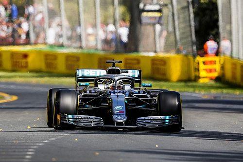 Melbourne, Libere 1: Hamilton con la Mercedes precede le due Ferrari