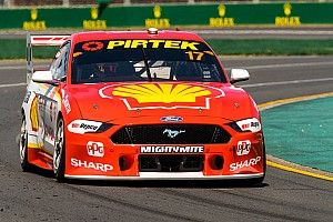 Albert Park Supercars: McLaughlin wins, late drama for van Gisbergen