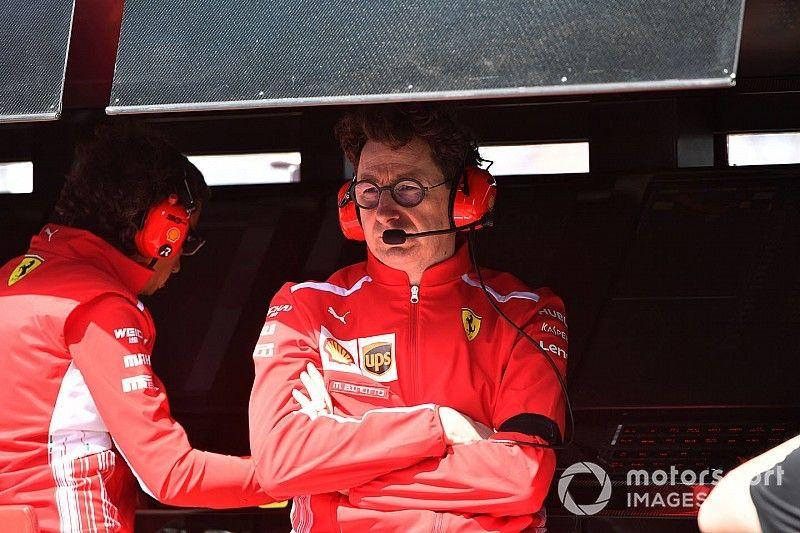 Ferrari ontkent dat er koelproblemen waren in Australië
