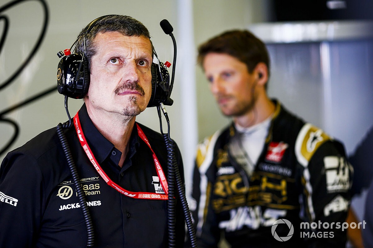 "Steiner braced for further Haas ""disappointment"" in Baku"