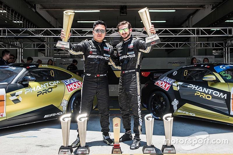 Débuts victorieux pour Alex Fontana en Malaisie