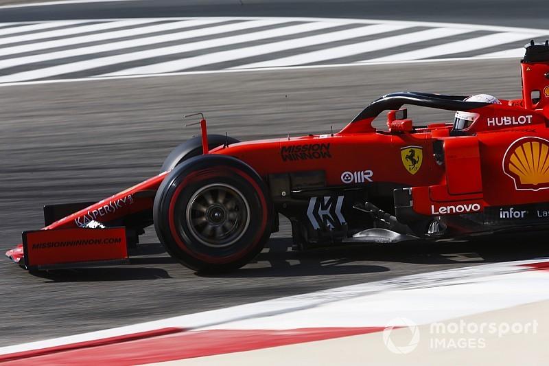 Újabb totális Ferrari-dominancia Bahreinben
