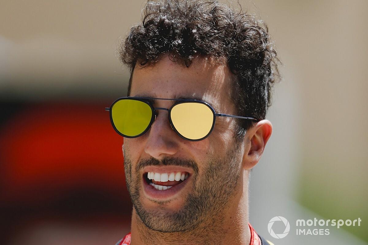Ricciardo mindenről tájékoztatást kaphatott a McLarennél