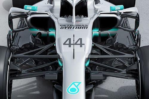 Mercedes a nudo: ecco la scheda tecnica della W10 di Hamilton e Bottas