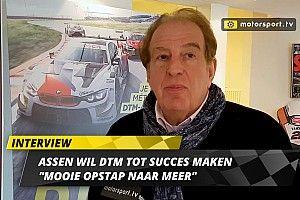 """Assen wil DTM-debuut tot succes maken: """"Opstap naar meer, zoals F1"""""""