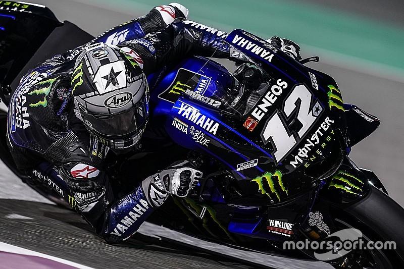 ANÁLISE: Viñales, Rossi, Márquez e Rins têm melhor ritmo de teste no Catar