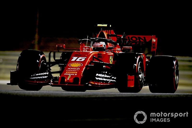 Formel-1-Training Bahrain: Charles Leclerc fährt Bestzeit