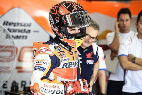Marquez, Arjantin yarışından önce tam olarak iyileşmeyi umuyor
