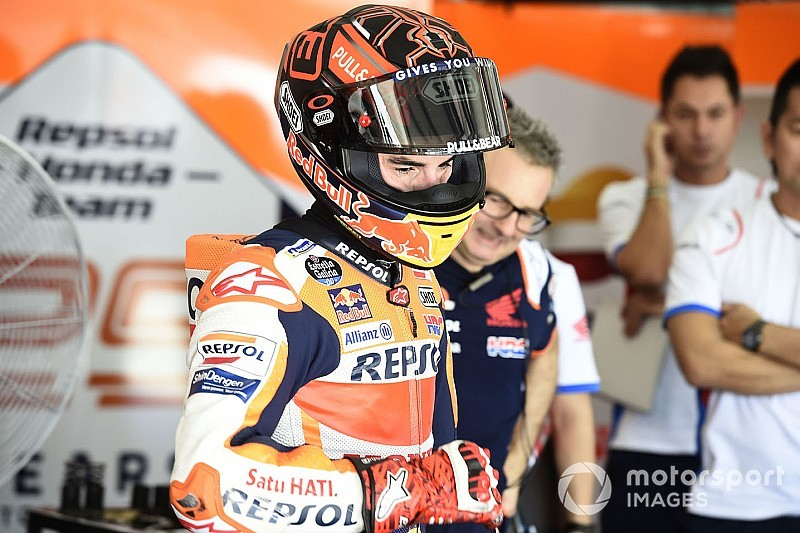 Marquez now targeting full recovery for Argentina race