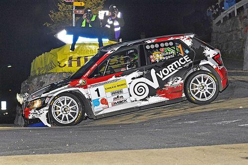 Trois équipages suisses seulement au départ du Rally Valli Ossolane