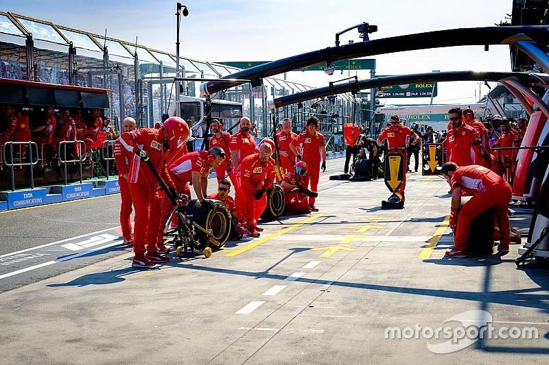 FIA решила всегда наказывать пилотов за небезопасный выезд из боксов из-за скандала вокруг Леклера