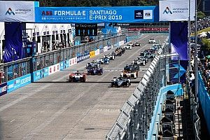 Horarios del ePrix de Santiago