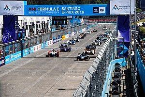 Veja os horários do ePrix da Fórmula E em Santiago neste sábado