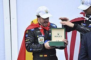 """Alonso: Belki """"dinlenmek için"""" F1 padokuna dönebilirim"""