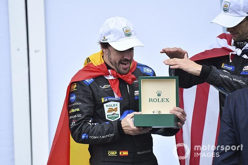 """Alonso na zege Daytona: """"Perfecte uitvoering van het team"""""""