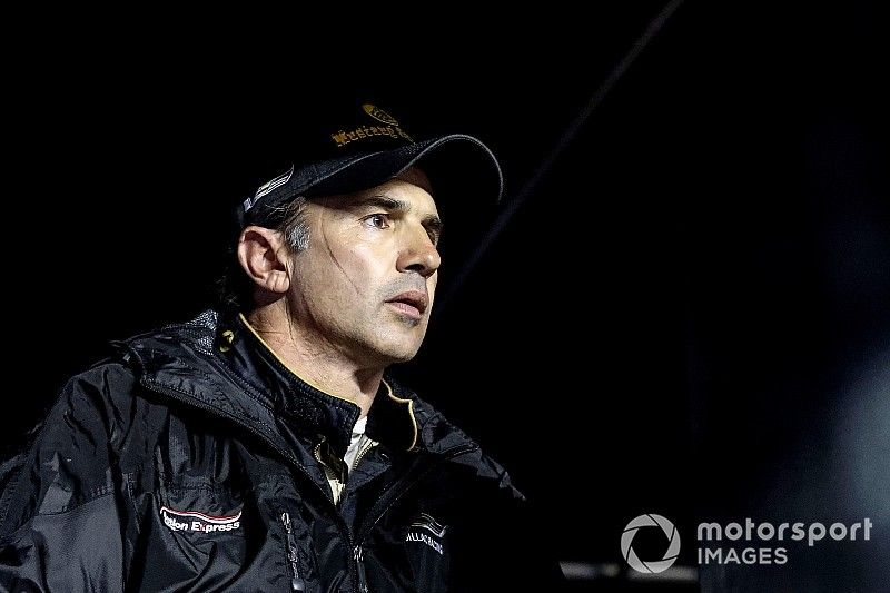 """Pelo time"", Christian Fittipaldi admite chance de correr em Sebring"
