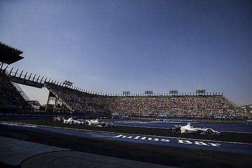 Formula E: il tracciato del Messico è stato rivisto ed allungato