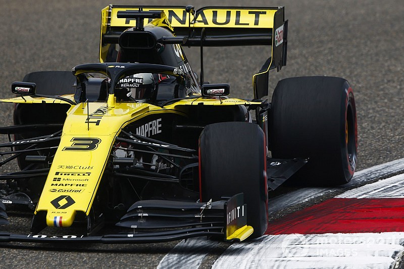 Ricciardo tele önbizalommal Kínában: irány a Q3?