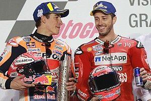 Dovizioso szerint kiderült, hogy Marquez nem mindent tart a kezében