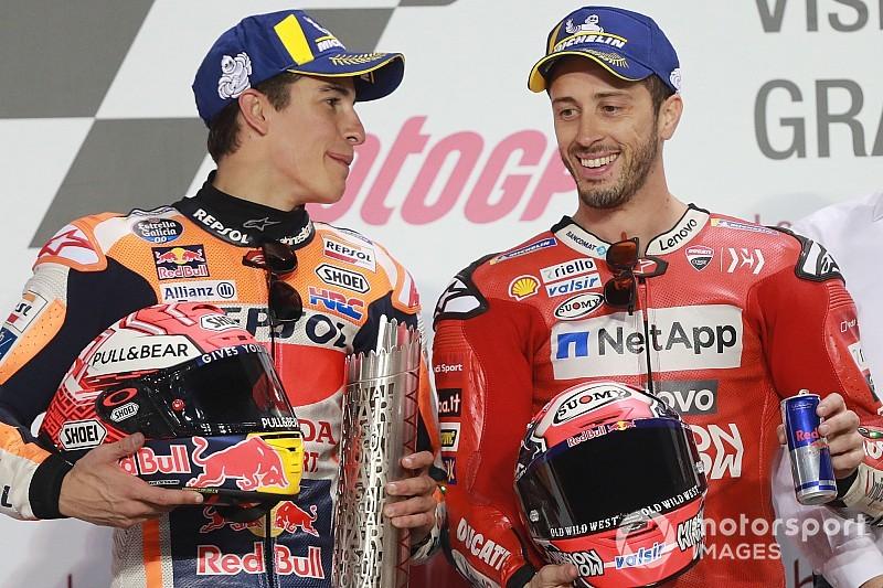 Dovizioso szerint Marquez nem húz majd el az élen Argentínában