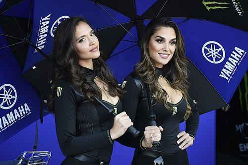 Fotogallery: ecco le grid girl della prima gara della MotoGP in Qatar