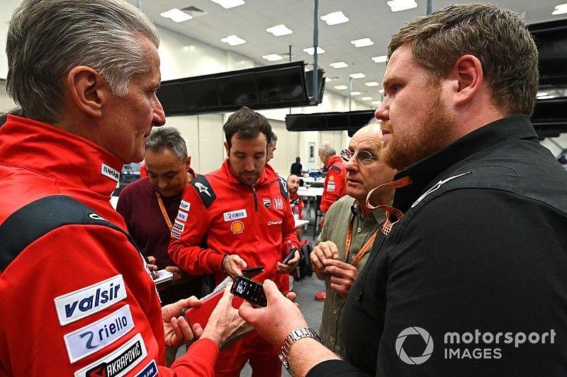 Боссы Honda и Ducati устроили перепалку в СМИ