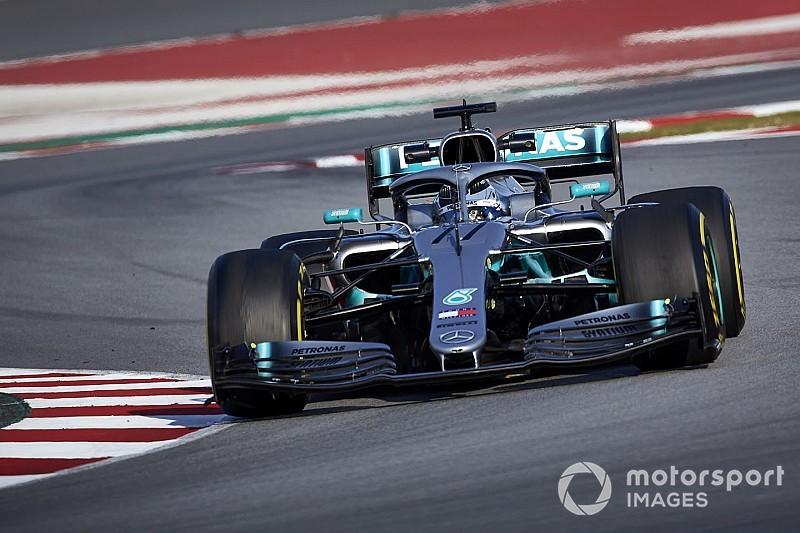 """Kritische Bottas weet na eerste testweek: """"Ferrari ligt momenteel iets voor"""""""