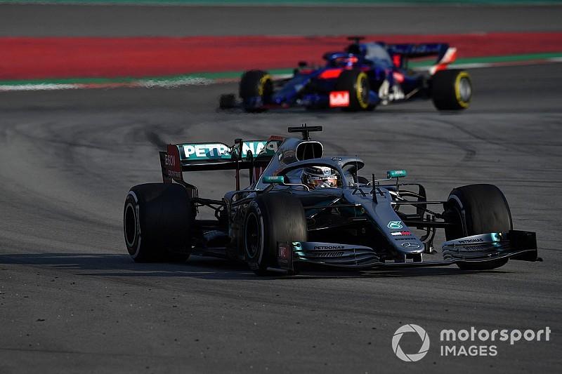 """La F1 fixe """"deux priorités stratégiques"""" pour 2019"""