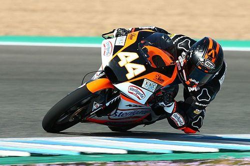 Tes Moto3 Jerez: Canet kuasai hari kedua