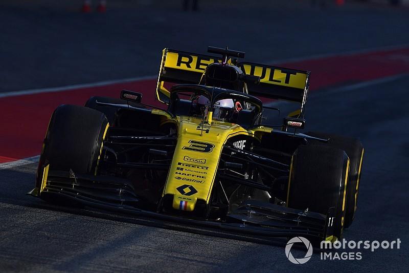 """Ricciardo : Le DRS """"n'est pas source de tension"""" avec Renault"""