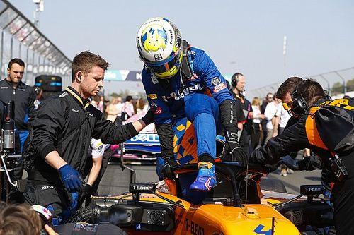 McLaren: Norris egész hétvégén hibátlanul teljesített