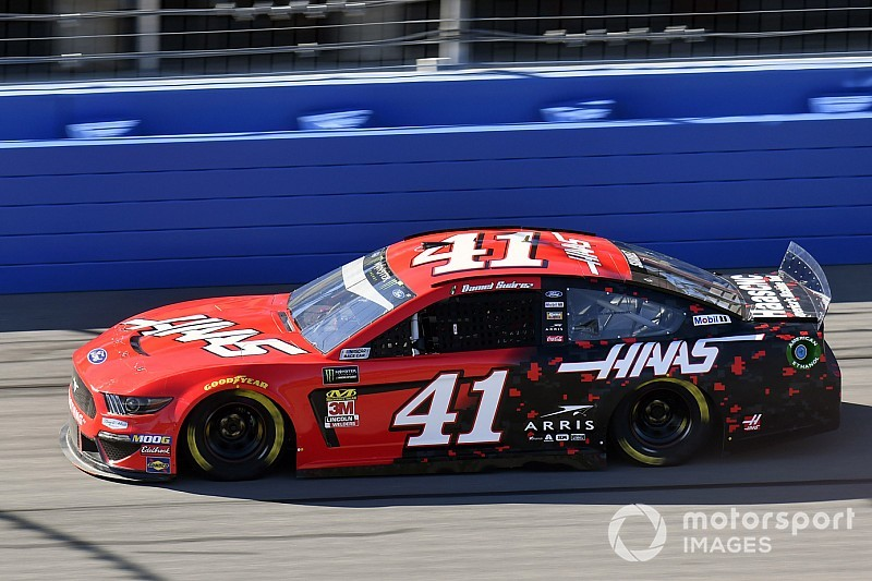 "Daniel Suarez: ""I feel confident"" about returning to SHR in 2020"