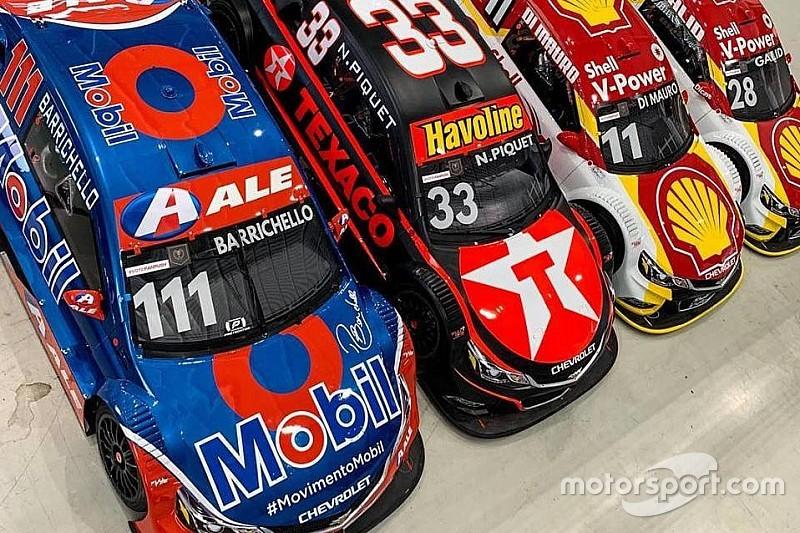 GALERIA: Confira todos os carros e pilotos da temporada 2019 da Stock Car