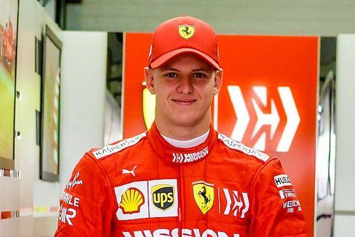 Schumacher pernah berencana jadi manajer Mick