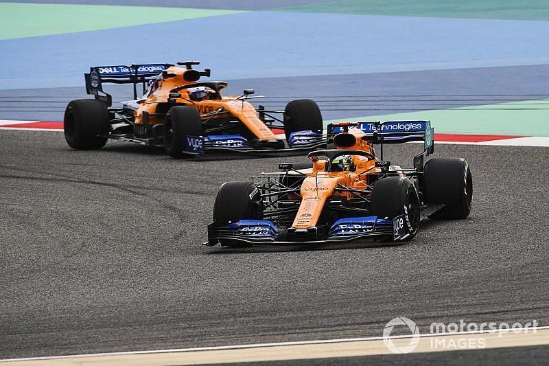 Norris egyre jobb és jobb lesz a McLarennel