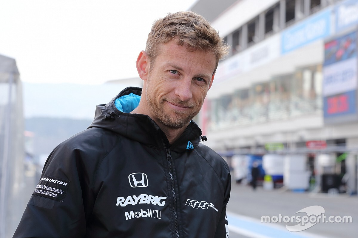 Button withdraws from Le Mans, Vandoorne replaces him