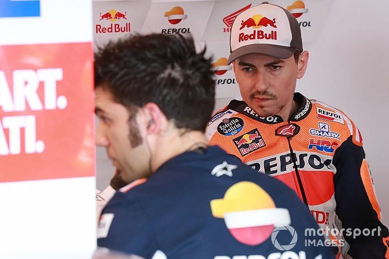 """Lorenzo: """"Parece que busco excusas, pero es increíble lo que está pasando"""""""