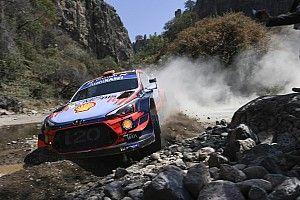 Fotogallery WRC: la prima giornata di gara del Rally del Messico 2019