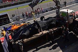 En panne, Mercedes a perdu un temps précieux