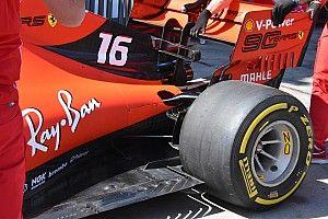Ferrari: dal fondo della SF90 sono spariti i tre piccoli deviatori di flusso